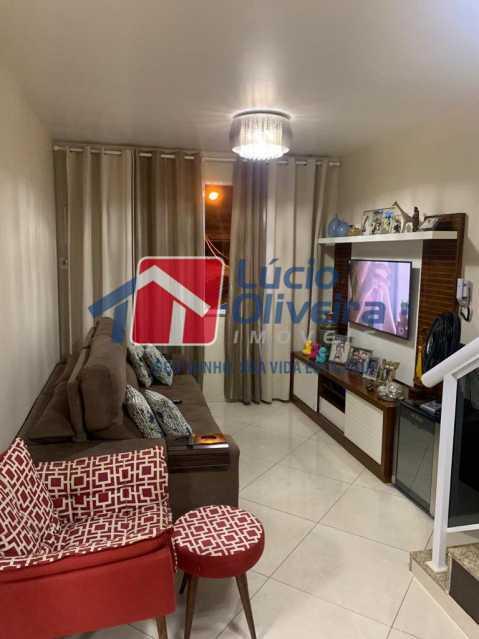 1 sala - Casa à venda Rua Doutor Nicanor,Inhaúma, Rio de Janeiro - R$ 740.000 - VPCA50029 - 1