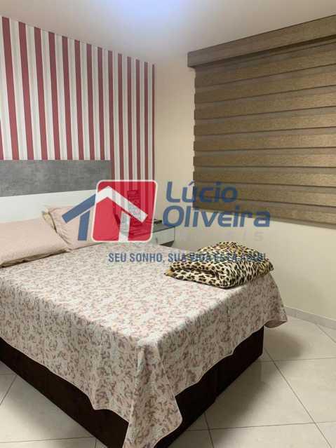 3 quarto - Casa à venda Rua Doutor Nicanor,Inhaúma, Rio de Janeiro - R$ 740.000 - VPCA50029 - 4