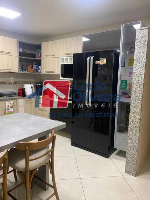 4 cozinha - Casa à venda Rua Doutor Nicanor,Inhaúma, Rio de Janeiro - R$ 740.000 - VPCA50029 - 5