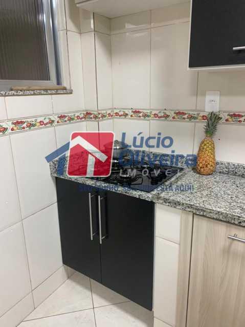 5 cozinha - Casa à venda Rua Doutor Nicanor,Inhaúma, Rio de Janeiro - R$ 740.000 - VPCA50029 - 6
