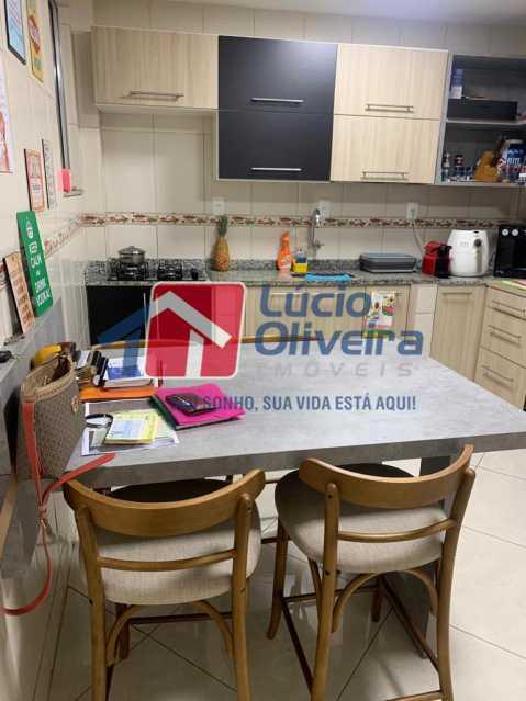 6 cozinha - Casa à venda Rua Doutor Nicanor,Inhaúma, Rio de Janeiro - R$ 740.000 - VPCA50029 - 7