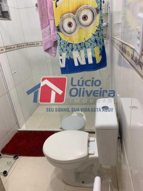 7 banheiro - Casa à venda Rua Doutor Nicanor,Inhaúma, Rio de Janeiro - R$ 740.000 - VPCA50029 - 8