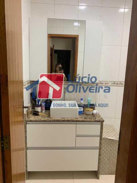 8 banheiro - Casa à venda Rua Doutor Nicanor,Inhaúma, Rio de Janeiro - R$ 740.000 - VPCA50029 - 9