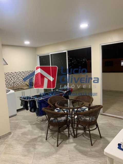 11 area - Casa à venda Rua Doutor Nicanor,Inhaúma, Rio de Janeiro - R$ 740.000 - VPCA50029 - 12