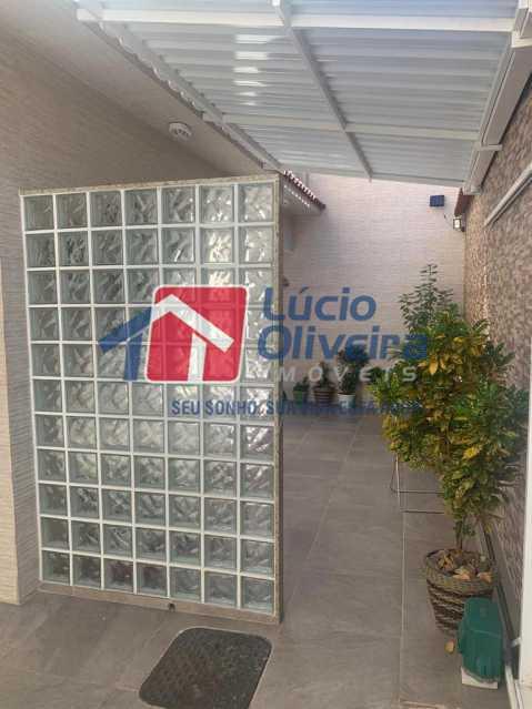 13 varanda - Casa à venda Rua Doutor Nicanor,Inhaúma, Rio de Janeiro - R$ 740.000 - VPCA50029 - 14