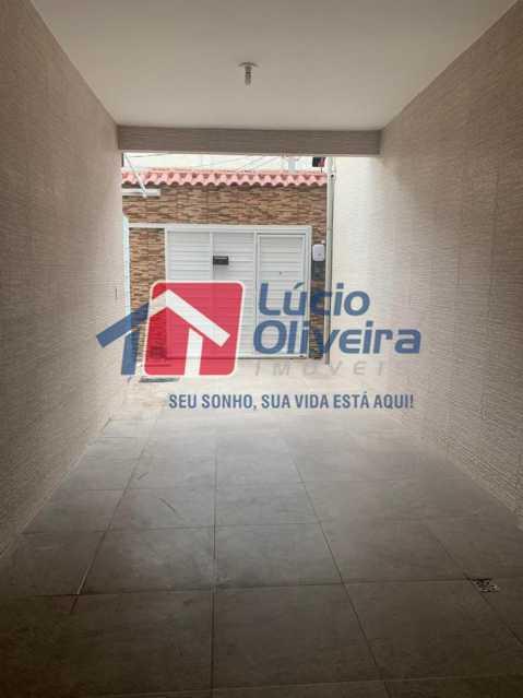16 garagem - Casa à venda Rua Doutor Nicanor,Inhaúma, Rio de Janeiro - R$ 740.000 - VPCA50029 - 17