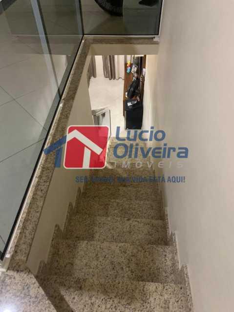 18 escada - Casa à venda Rua Doutor Nicanor,Inhaúma, Rio de Janeiro - R$ 740.000 - VPCA50029 - 19