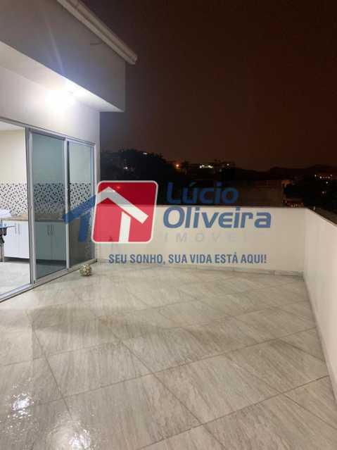 20 sacada - Casa à venda Rua Doutor Nicanor,Inhaúma, Rio de Janeiro - R$ 740.000 - VPCA50029 - 21