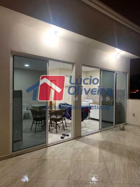 22 sacada - Casa à venda Rua Doutor Nicanor,Inhaúma, Rio de Janeiro - R$ 740.000 - VPCA50029 - 23