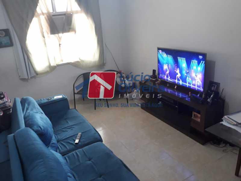 macunaima 11 - Casa Rua Macunaíma,Vaz Lobo, Rio de Janeiro, RJ À Venda, 2 Quartos, 68m² - VPCA20265 - 5