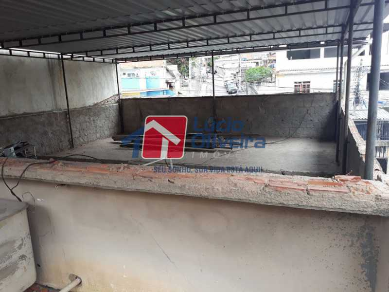macunaima05 - Casa Rua Macunaíma,Vaz Lobo, Rio de Janeiro, RJ À Venda, 2 Quartos, 68m² - VPCA20265 - 18