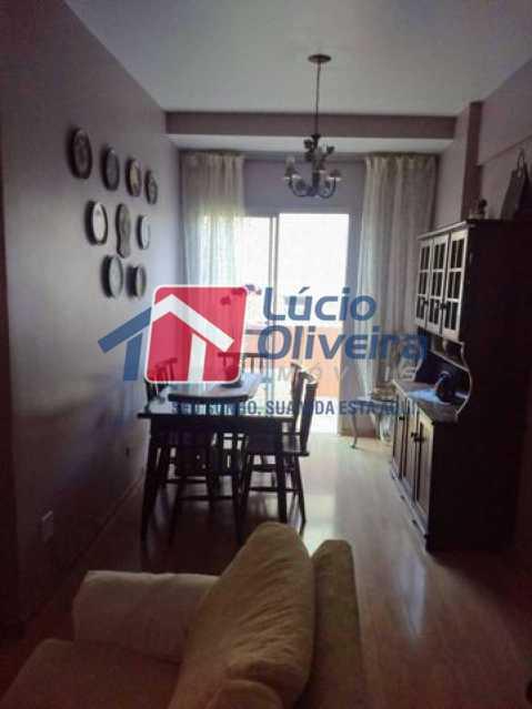 1-Sala 2 ambientes - Apartamento Rua Florianópolis,Praça Seca, Rio de Janeiro, RJ À Venda, 2 Quartos, 68m² - VPAP21427 - 1