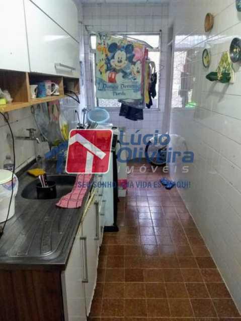 6-Cozinha armarios - Apartamento Rua Florianópolis,Praça Seca, Rio de Janeiro, RJ À Venda, 2 Quartos, 68m² - VPAP21427 - 7