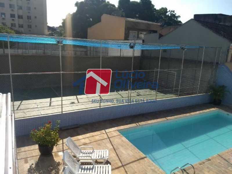 14-Piscina - Apartamento Rua Florianópolis,Praça Seca, Rio de Janeiro, RJ À Venda, 2 Quartos, 68m² - VPAP21427 - 15