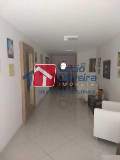 17-Portaria - Apartamento Rua Florianópolis,Praça Seca, Rio de Janeiro, RJ À Venda, 2 Quartos, 68m² - VPAP21427 - 18
