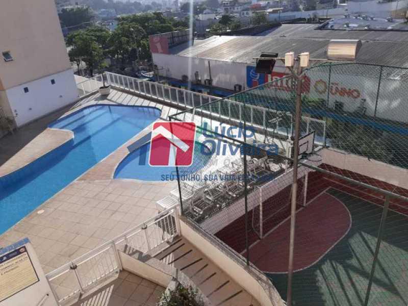 3-Pisina.. - Apartamento à venda Rua Cerqueira Daltro,Cascadura, Rio de Janeiro - R$ 270.000 - VPAP21428 - 4
