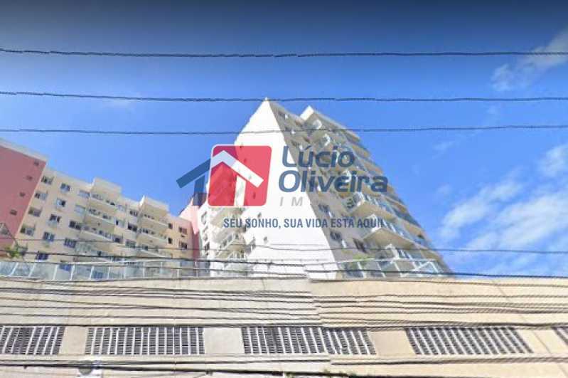 7-Condominio - Apartamento à venda Rua Cerqueira Daltro,Cascadura, Rio de Janeiro - R$ 270.000 - VPAP21428 - 8