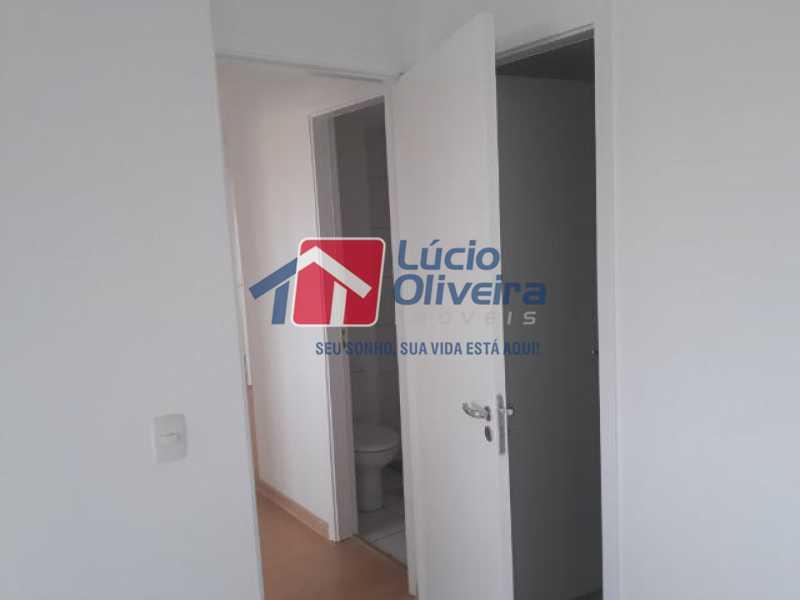 8-Circulação - Apartamento à venda Rua Cerqueira Daltro,Cascadura, Rio de Janeiro - R$ 270.000 - VPAP21428 - 9