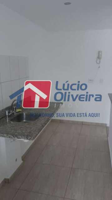 9-Cozinha.... - Apartamento à venda Rua Cerqueira Daltro,Cascadura, Rio de Janeiro - R$ 270.000 - VPAP21428 - 10