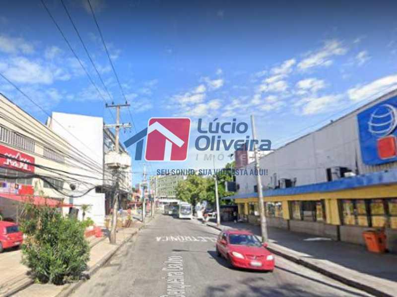 14Vista Rua - Apartamento à venda Rua Cerqueira Daltro,Cascadura, Rio de Janeiro - R$ 270.000 - VPAP21428 - 15