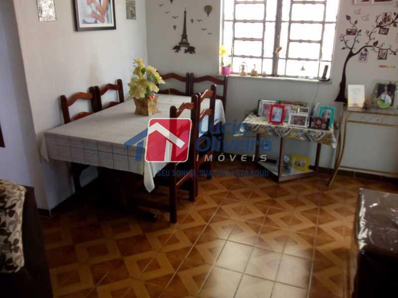 01- Sala. - Casa à venda Rua Marambaia,Irajá, Rio de Janeiro - R$ 300.000 - VPCA20266 - 1