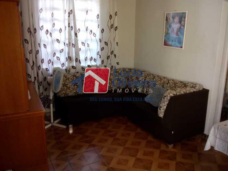 02- Sala. - Casa à venda Rua Marambaia,Irajá, Rio de Janeiro - R$ 300.000 - VPCA20266 - 3