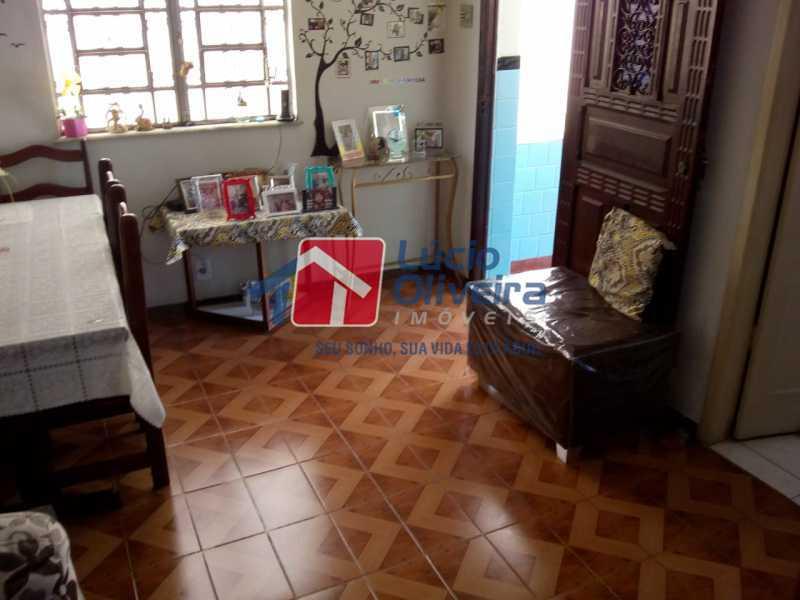 03- Sala. - Casa à venda Rua Marambaia,Irajá, Rio de Janeiro - R$ 300.000 - VPCA20266 - 4