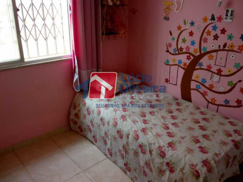 06 - Quarto S.. - Casa à venda Rua Marambaia,Irajá, Rio de Janeiro - R$ 300.000 - VPCA20266 - 7