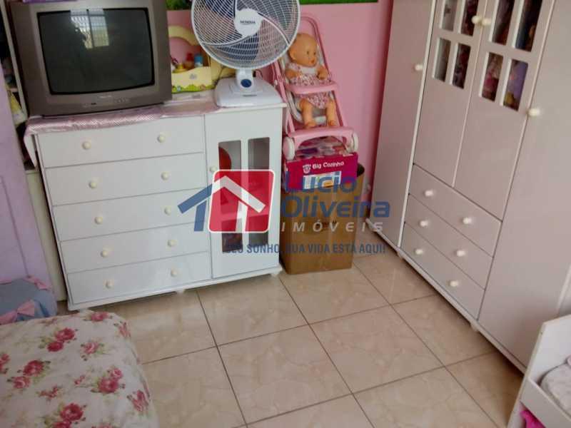 07- Quarto S.. - Casa à venda Rua Marambaia,Irajá, Rio de Janeiro - R$ 300.000 - VPCA20266 - 8
