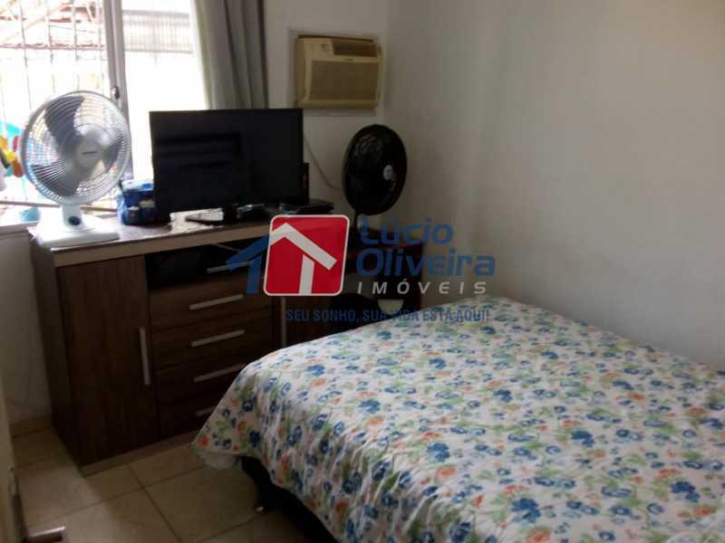 08- Quarto C.. - Casa à venda Rua Marambaia,Irajá, Rio de Janeiro - R$ 300.000 - VPCA20266 - 9