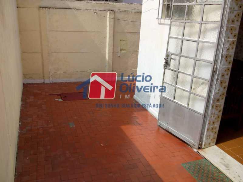 19 - Area. - Casa à venda Rua Marambaia,Irajá, Rio de Janeiro - R$ 300.000 - VPCA20266 - 20