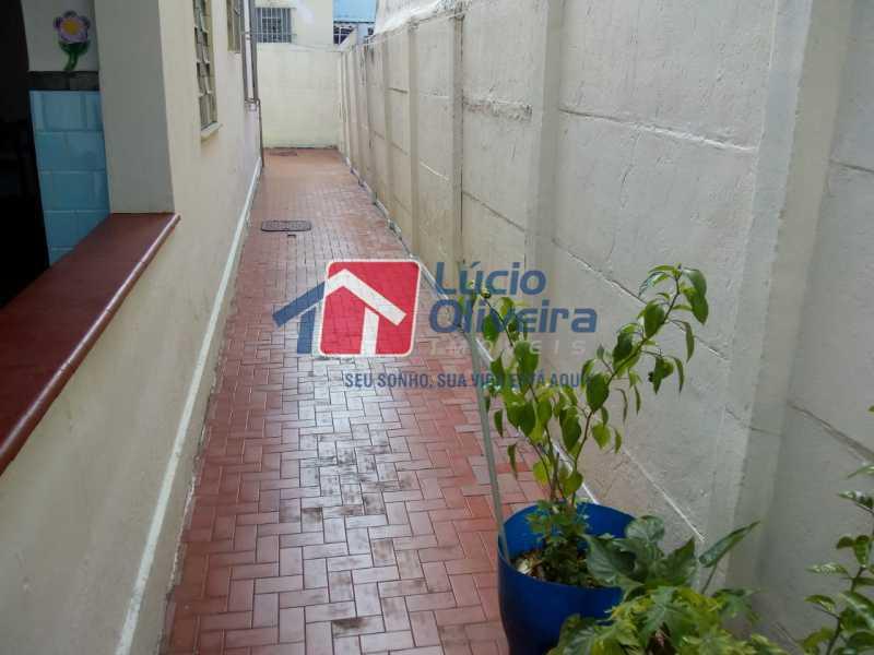 21 - Circulação Exter.. - Casa à venda Rua Marambaia,Irajá, Rio de Janeiro - R$ 300.000 - VPCA20266 - 22