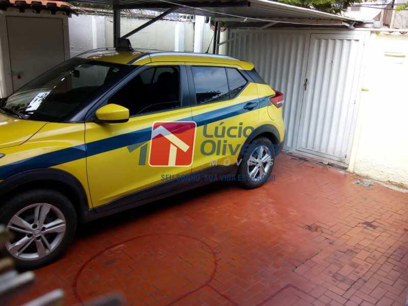 22 - Garagem. - Casa à venda Rua Marambaia,Irajá, Rio de Janeiro - R$ 300.000 - VPCA20266 - 23