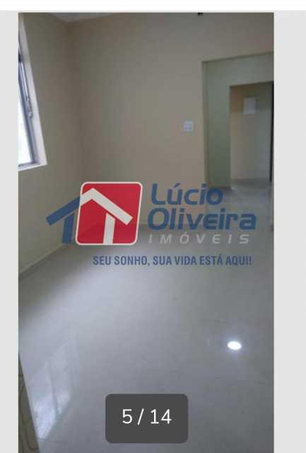 1 sala - Casa 3 quartos à venda Olaria, Rio de Janeiro - R$ 560.000 - VPCA30196 - 1