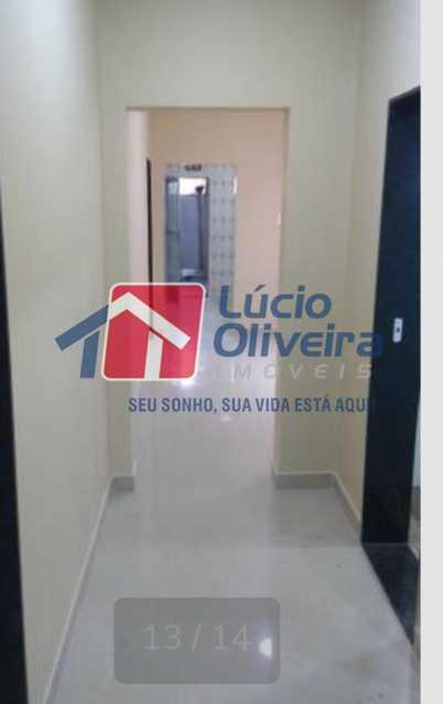 4 circulação. - Casa 3 quartos à venda Olaria, Rio de Janeiro - R$ 560.000 - VPCA30196 - 5