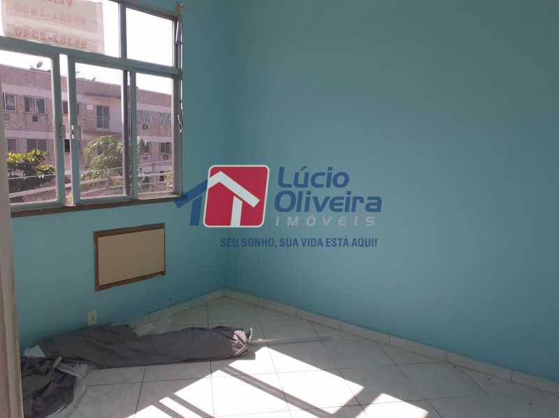 04- Quarto C. - Apartamento Avenida Antônio Ferraz,Cordovil, Rio de Janeiro, RJ À Venda, 1 Quarto, 50m² - VPAP10149 - 3