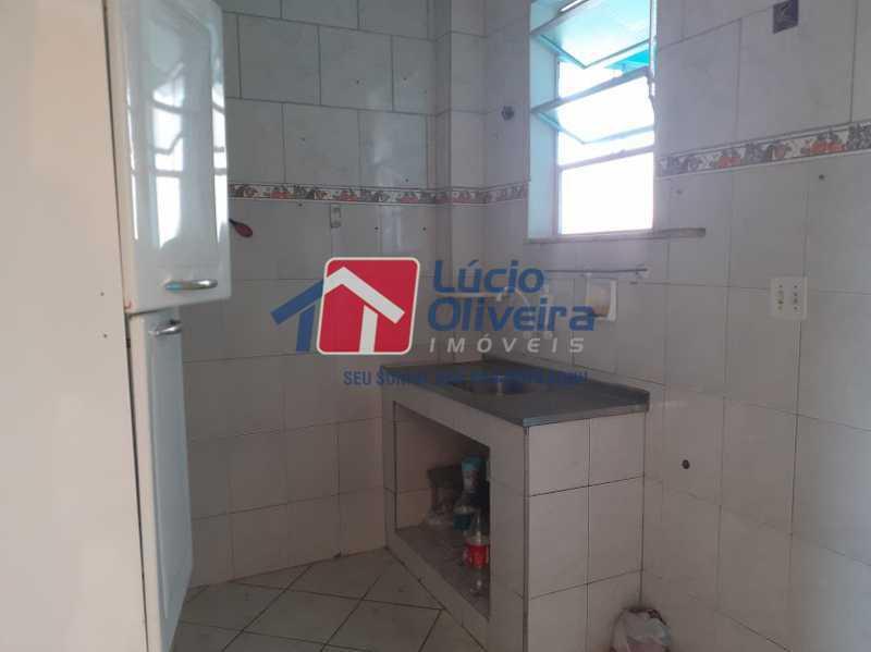 07- Cozinha - Apartamento Avenida Antônio Ferraz,Cordovil, Rio de Janeiro, RJ À Venda, 1 Quarto, 50m² - VPAP10149 - 6
