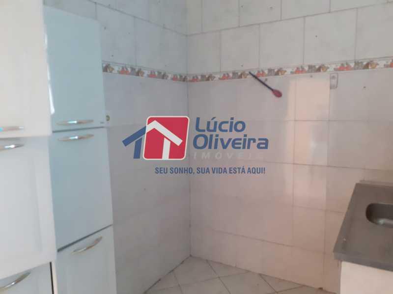 08- Cozinha - Apartamento Avenida Antônio Ferraz,Cordovil, Rio de Janeiro, RJ À Venda, 1 Quarto, 50m² - VPAP10149 - 7