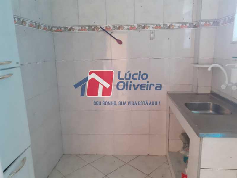 09- Cozinha - Apartamento Avenida Antônio Ferraz,Cordovil, Rio de Janeiro, RJ À Venda, 1 Quarto, 50m² - VPAP10149 - 8