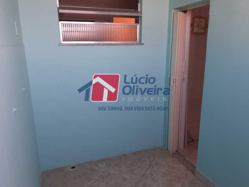 12- Area - Apartamento Avenida Antônio Ferraz,Cordovil, Rio de Janeiro, RJ À Venda, 1 Quarto, 50m² - VPAP10149 - 11