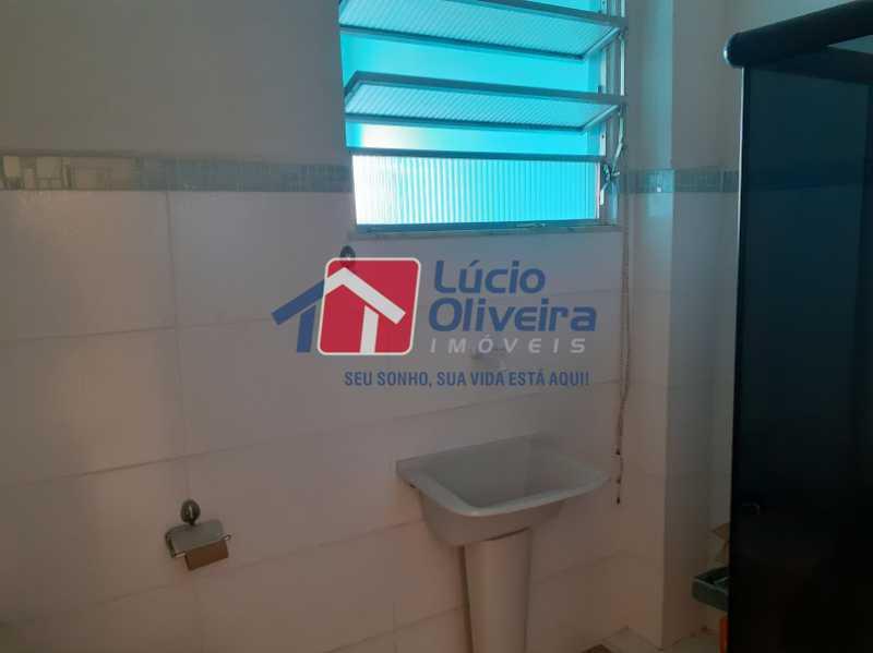 15- BH Social - Apartamento Avenida Antônio Ferraz,Cordovil, Rio de Janeiro, RJ À Venda, 1 Quarto, 50m² - VPAP10149 - 14