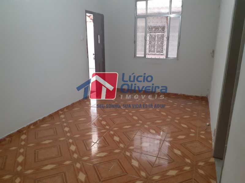 03- Sala - Casa à venda Travessa da Brandura,Vila da Penha, Rio de Janeiro - R$ 320.000 - VPCA20267 - 4