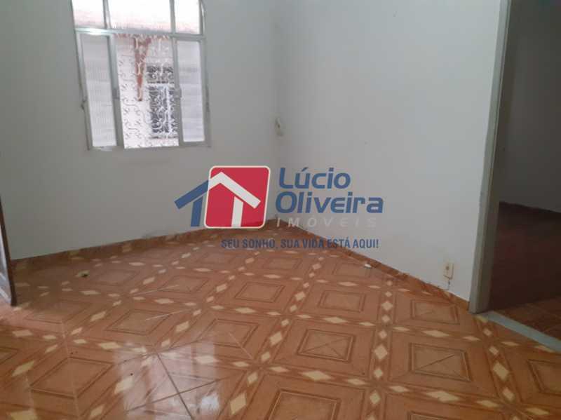 04- Sala - Casa à venda Travessa da Brandura,Vila da Penha, Rio de Janeiro - R$ 320.000 - VPCA20267 - 5