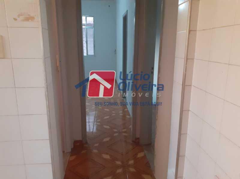 15- Circulação - Casa à venda Travessa da Brandura,Vila da Penha, Rio de Janeiro - R$ 320.000 - VPCA20267 - 16