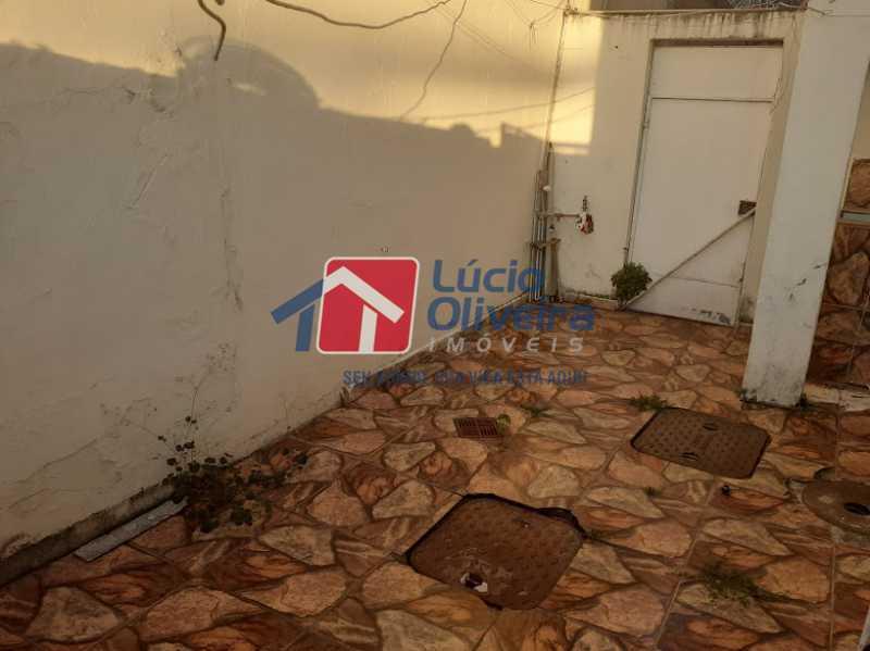 17- Quintal - Casa à venda Travessa da Brandura,Vila da Penha, Rio de Janeiro - R$ 320.000 - VPCA20267 - 18