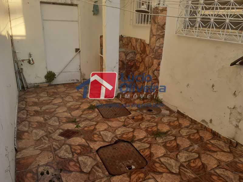 18- Quintal - Casa à venda Travessa da Brandura,Vila da Penha, Rio de Janeiro - R$ 320.000 - VPCA20267 - 19