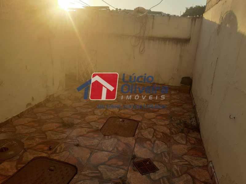 19- Quintal - Casa à venda Travessa da Brandura,Vila da Penha, Rio de Janeiro - R$ 320.000 - VPCA20267 - 20