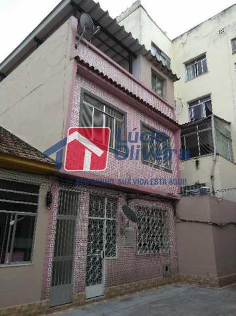 1 fachada - Casa de Vila à venda Avenida Londres,Bonsucesso, Rio de Janeiro - R$ 350.000 - VPCV30020 - 1