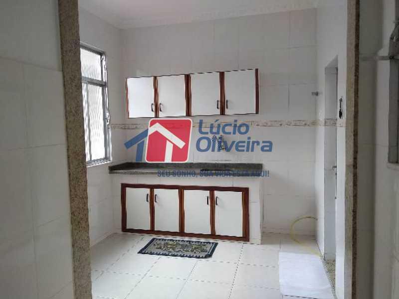 7 cozinha - Casa de Vila à venda Avenida Londres,Bonsucesso, Rio de Janeiro - R$ 350.000 - VPCV30020 - 8