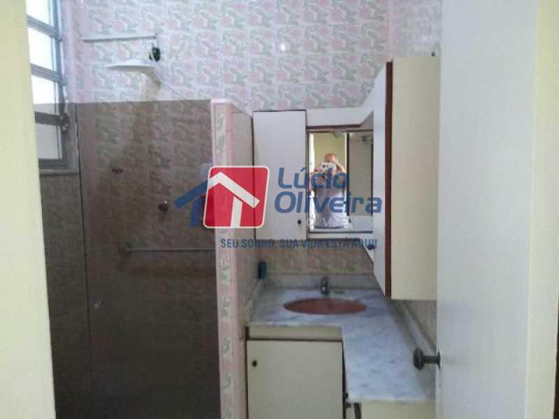 8 banheiro - Casa de Vila à venda Avenida Londres,Bonsucesso, Rio de Janeiro - R$ 350.000 - VPCV30020 - 9